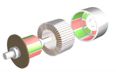 Autoblog   The Hunstable Electric Turbine promises a revolution in electric motors