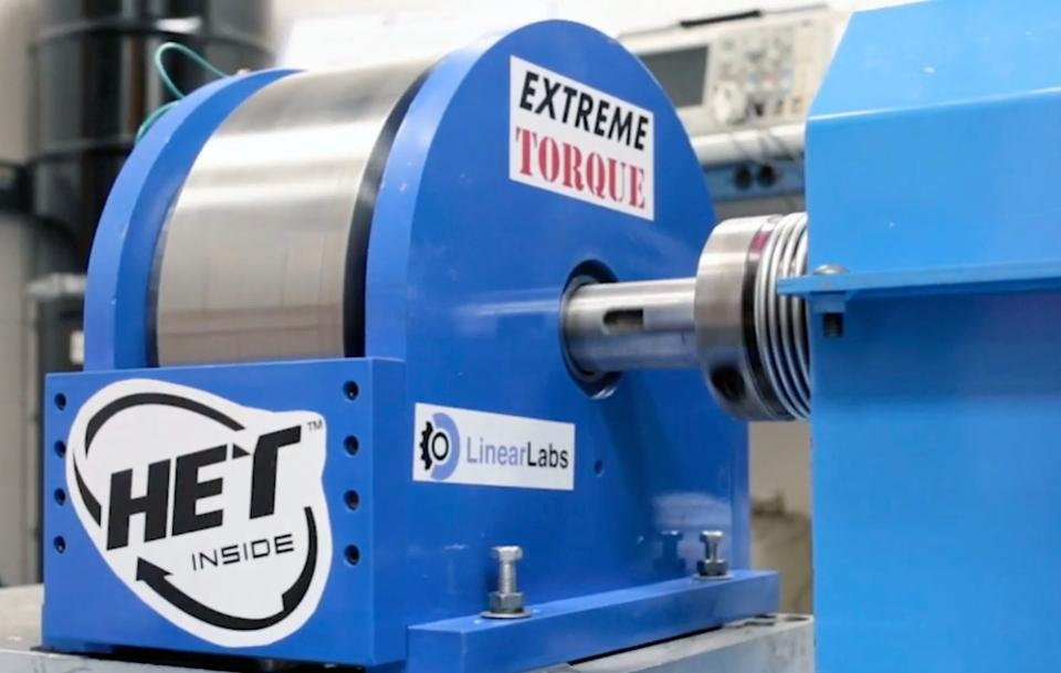 Linear Labs' 'Magnetic Torque Tunnel' Electric Motor Tech Could Speed Up The Future