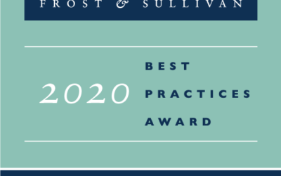 Linear Labs Wins Frost & Sullivan's 2020 New Product Innovation Award